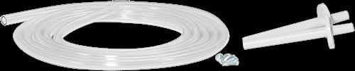 Ruck Klimaset - Schlauch, Anschlußnippeln und Schrauben - Climaset 01