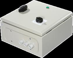 Ruck 5-Stufen trafo TEM G 13,0 A Transformator - kontakt für Gasmagnetventil - TEM 130G