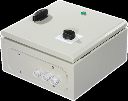 Ruck 5-Stufen trafo TEM G 7,5 A Transformator - kontakt für Gasmagnetventil - TEM 075G
