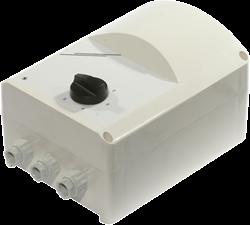 Ruck 5-Stufen trafo TEM G 3,5 A Transformator - kontakt für Gasmagnetventil - TEM 035G
