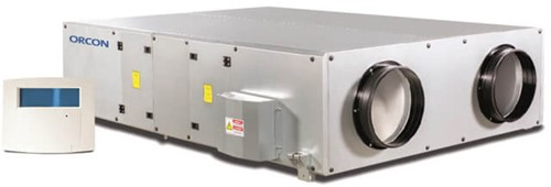 Orcon WTU 2000 EC-IE  - 2000m³/h