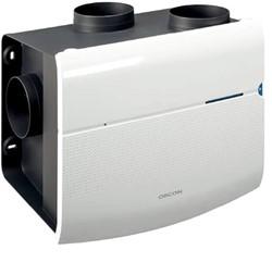 Orcon MVS 15RH 520m3/h Wohnraumlüftungsanlage mit Feuchtigkeitssensor - Netzstecker