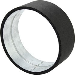 Thermoduct Muffe für Formteile isoliert Ø125mm