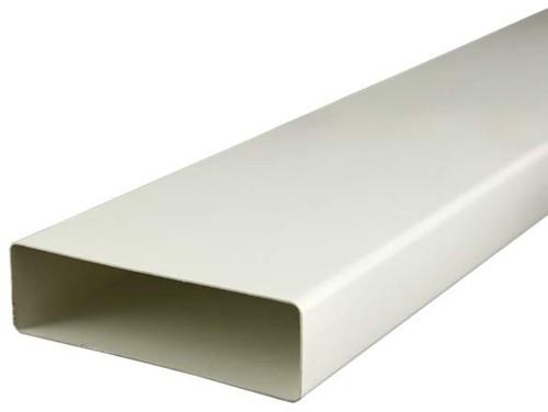Flachkanal Kunststoff 110x55 (1 Meter) K-1