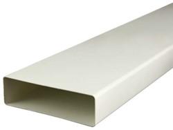 Flachkanal Kunststoff 220x55 (1 Meter) K25-1