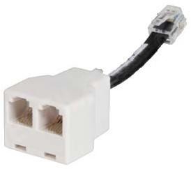 Brink RJ-Kabel u. Splitter