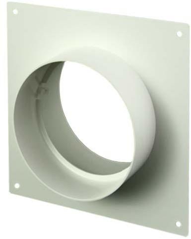 Wandplatte Kunststoff Ø 100 mm AFS100