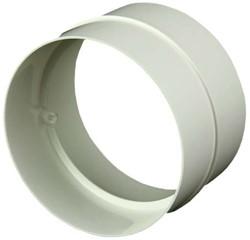 Steckverbinder Kunststoff Ø 125 mm AS125