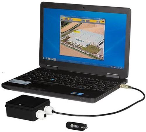 Ruck Leitsystem für ruck Lüftungsgeräte - ruckview