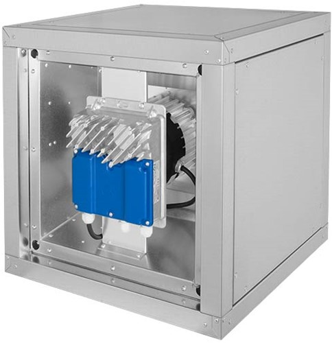 Ruck Abluftbox mit EC Motor außerhalb des Luftstroms 3730m³/h - MPC 280 EC T20