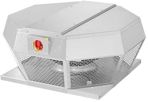 Ruck Dachventilator Metall mit Geräteschalter 5870m³/h - DHA 450 D4P 30