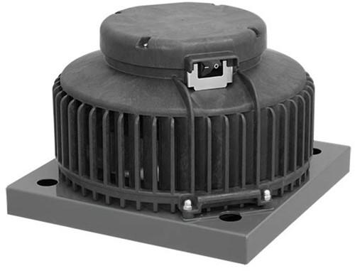 Ruck Dachventilator Kunststoff mit Geräteschalter und EC Motor- 1370m³/h - DHA 250 ECP 20