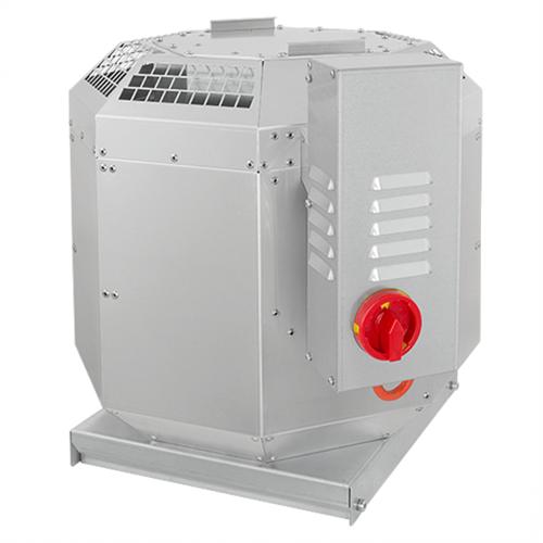 Ruck Dachventilator für Groß- und Gewerbeküchen – bis 120° C - 6390 m³/h - DVN 450 E4 30