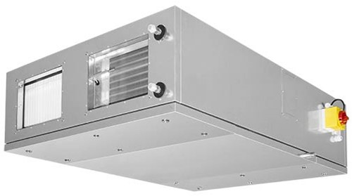 Ruck ETA-F Lüftungsgeräte mit WRG und Elektrisches Heizregister - 740m³/h Rechts