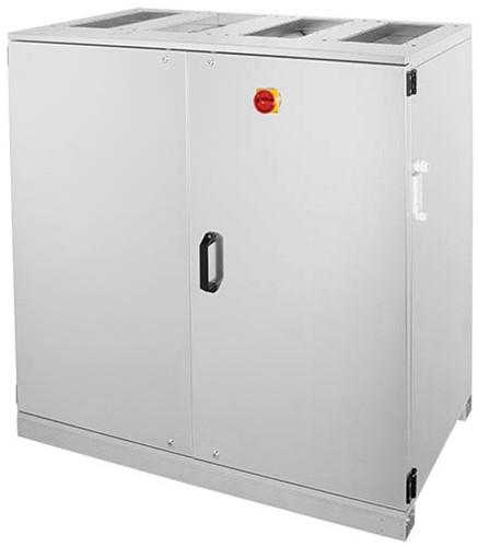 Ruck ETA-V Lüftungsgeräte mit WRG und Warmwasserheizregister - Vertikale Luftanschlüsse - 3045m³/h