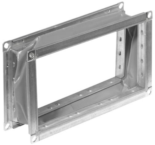 Ruck Flexibler Verbindungsstutzen verzinktes Stahlblech 500 x 300 - VS 5030