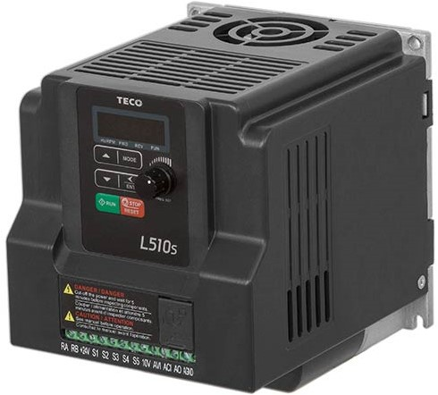 Ruck Frequenzumrichter 0 - 230 V 1~ für MPS 400 D4, MPC (T) 400 D4 (FU 075 12)