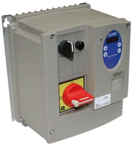Ruck Frequenzumrichter 0 - 400 V 3~ für EL 630 - FU 30 04
