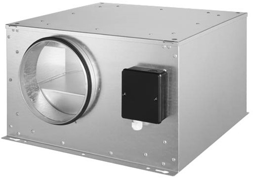 Ruck isolierter Abluftbox 400m³/h - Ø 160 mm - ISOR 160 E2 20