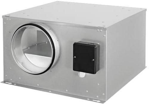 Ruck isolierter Abluftbox mit EC-Motor 2090m³/h - Ø 355 mm - ISOR 355 EC 20