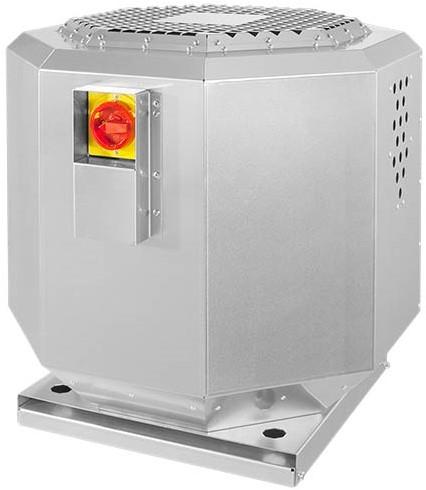 Ruck Dachventilator schallisoliert für Groß- und Gewerbeküchen – bis 120° C - 6130 m³/h - DVNI 450 E4 20