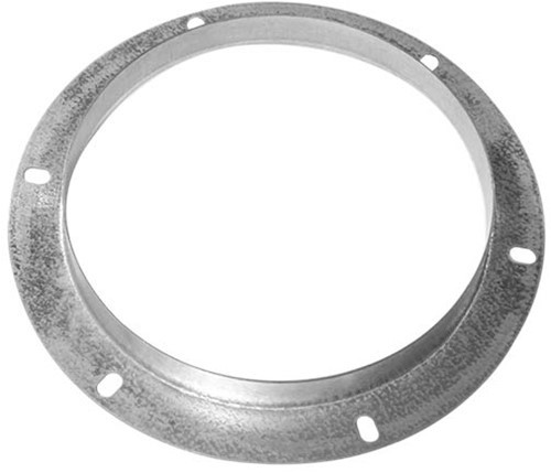 Ruck® Ansauchflansch, verzinktes Stahlblech Ø 180 mm (DAF 180)