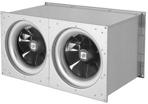 Ruck Etaline Kanalventilator 10050m³/h - 800x500 - ELKI 8050 E2 10