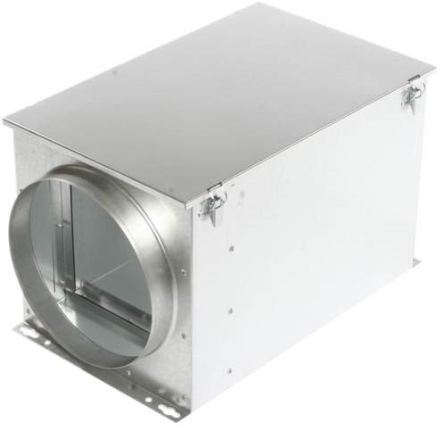 Ruck® Luftfilterbox für Taschenfilter 125 mm (FT 125)