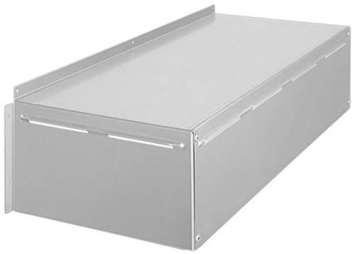 Ruck® MPS 400 EC Wetterschutzabdeckung, verzinktes Stahlblech (WSH MPS EC 03)