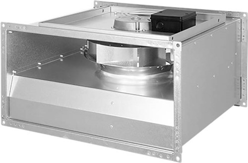 Ruck nicht isolierter Kanalventilator EC-Motor 2010m³/h - 500x250 - KVR 5025 EC 30