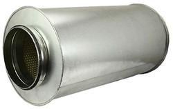 Schalldämpfer Ø 315 mm (600 mm) (50 mm iso)
