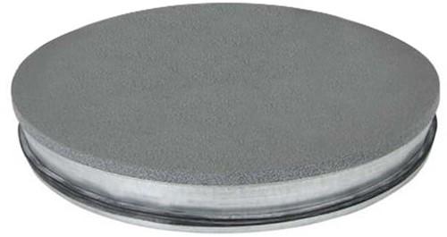 Thermoduct-Deckel Durchmesser 125 isoliert