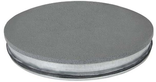 Thermoduct-Deckel Durchmesser 355 isoliert