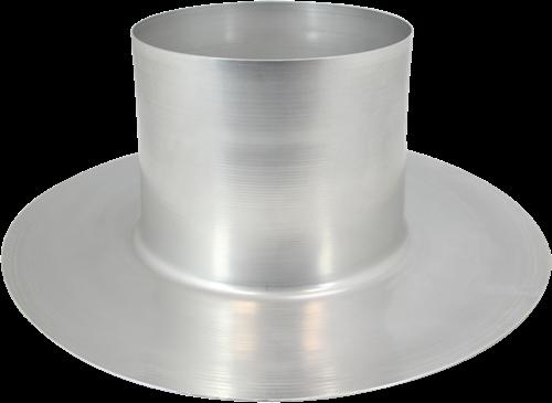 Dachplatte Ø 200 mm für WRG Dachdurchführung