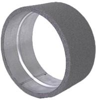 Thermoduct Muffe für Formteile isoliert Ø200mm