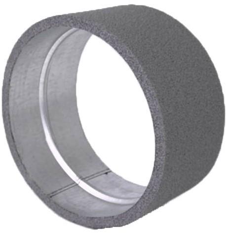 Thermoduct Muffe für Formteile isoliert Ø160mm