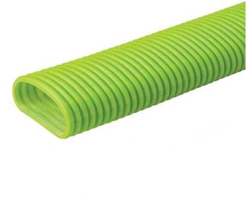 Ubbink 50 Meter flexibler Kanal flach oval (50 x 100) - 33m3/h