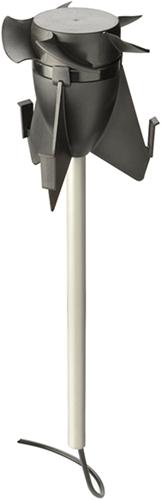 Ubbink Hybridlüfter Ø 131 mm für die Multivent Dachdurchführung