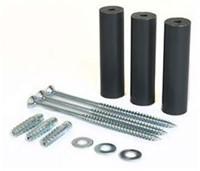 Uniflex Plus Abstandshalter Set für Ventilkollektor