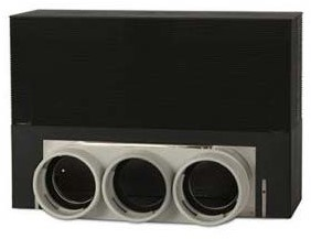 Uniflex Plus Bodenkollektor exkl. Gitter Ø 63 mm