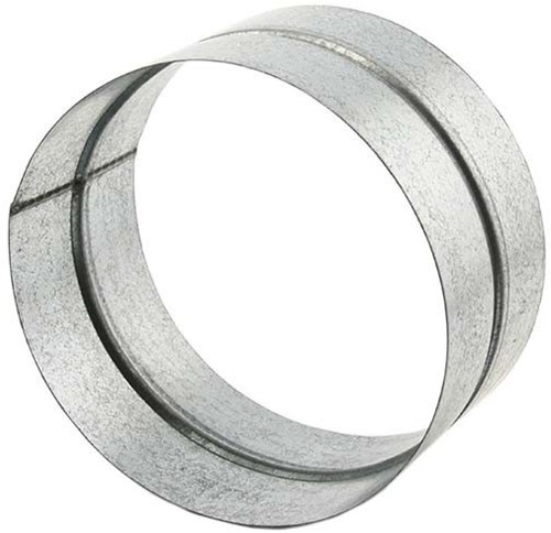 Wickelfalz Muffe für Formteile Ø 180 mm