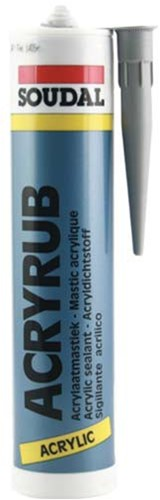 Kit (Dichten) Acryrub 310 ml