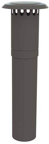 Dachdurchführung Ø 125 mm Thermoduct isoliert