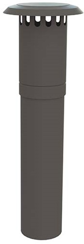 Dachdurchführung Ø 180 mm Thermoduct isoliert
