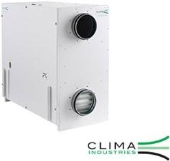 Clima Industries Zentrale Lüftungsanlage mit WRG
