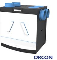 Orcon Zentrale Lüftungsanlage mit Wärmerückgewinnung