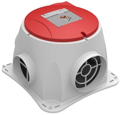 Zehnder Comfofan S RP Zentralablüftungsgerät (Funkempfänger Perilexstecker)