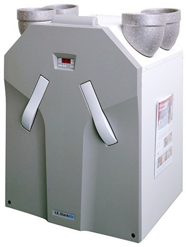 WTW-unit WHR 930 Luxe R